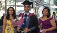 ANU College of Engineering and Computer Science graduates
